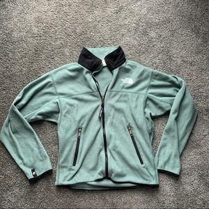 The north face fleece zip up jacket Xsp